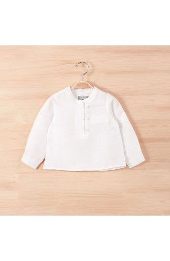 Camisa lino bb DADATI
