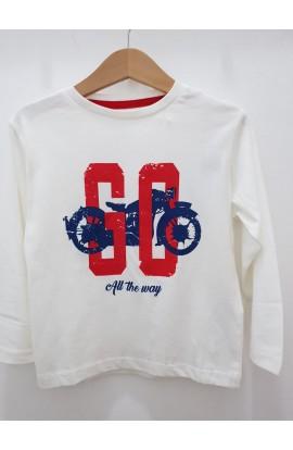 Camiseta Zippy GO
