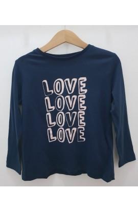 Camiseta Zippy Love