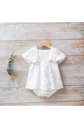 Vestido bb blanco DADATI Dalia