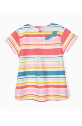 Blusa rallas colores ZIPPY niña