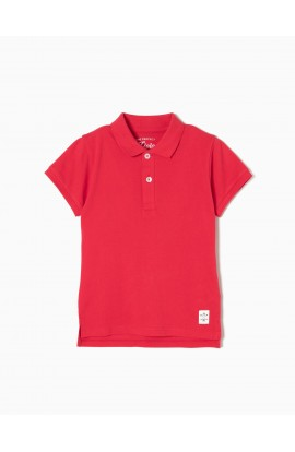 Polo Rojo ZIPPY