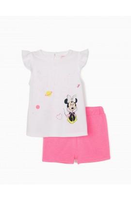 Conjunto Minnie bebé ZIPPY
