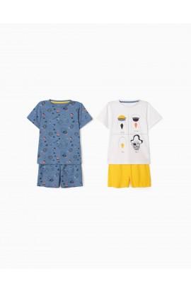 Pack 2 pijamas Seagulls ZIPPY