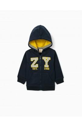 Chaqueta capucha ZY bebé