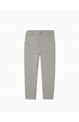 Pantalón perchado niña gris ZIPPY
