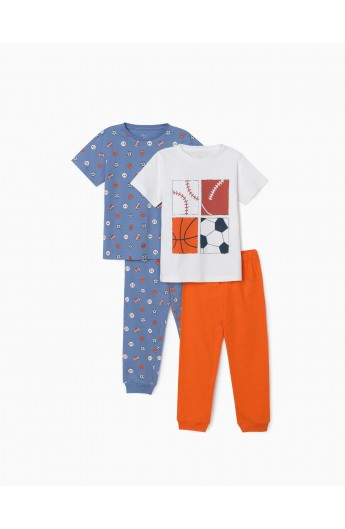 Pijama Sport Niño ZIPPY