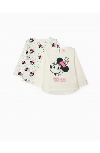 Camiseta Minnie flor ZIPPY