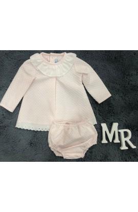 Jesusito Piquet Rosa bebé